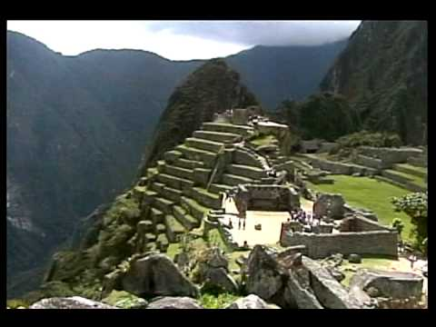 MACHU PICHU, PERU, BREVE DOCUMENTAL.avi