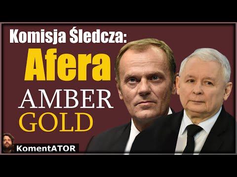 KomentATOR #365 - AFERA Amber Gold vs Donald Tusk - Komisja Śledcza PIS