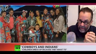 So is a 1-year-old's cowboys & Indians party a celebration of genocide?