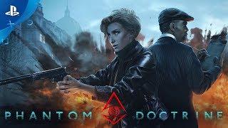 Phantom Doctrine – Cinematic Release Date Announcement Trailer | PS4