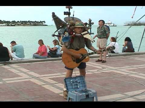 One Man Band  - Key West, FL