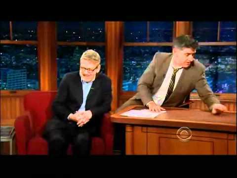 Craig Ferguson 12/14/11C Late Late Show tweetEmail XD
