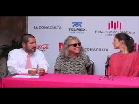 Conferencia de prensa Trio Hayren