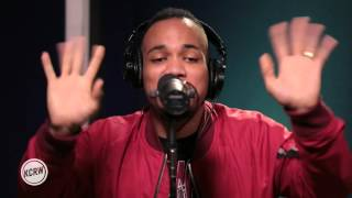 "Anderson .Paak & the Free Nationals performing ""Am I Wrong"" Live on KCRW"