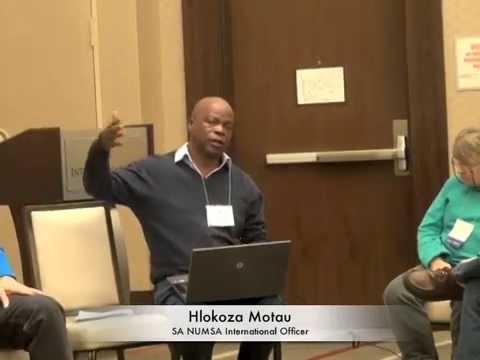 SA NUMSA International Officer  Hlokoza Motau Reports On Economic Crisis