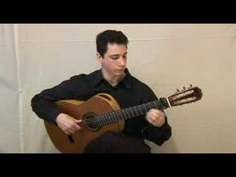 Spanish Guitar: Malagueña by Sabicas