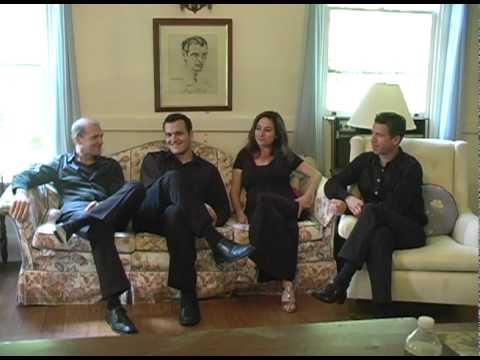 Penderecki String Quartet at Music Mountain
