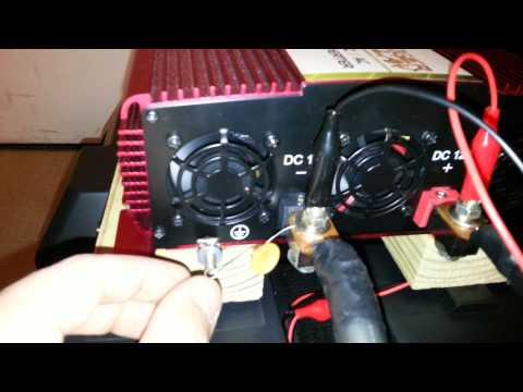 Tiger Claw 1500 Watt Pure Sine Wave Power Inverter: Cooling Fans Fix