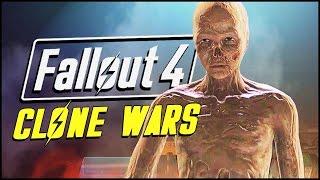 ATTACK OF THE CLONES! | Fallout 4 Vault-Tec DLC Funny Moments