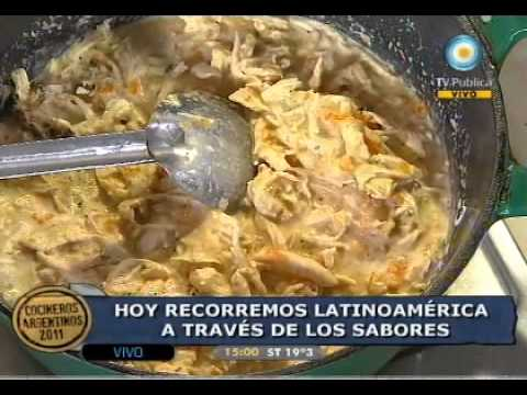 Gran receta peruana: Ají de gallina