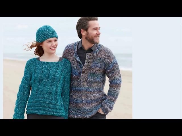 Модели вязания свитера и кардиганы осень-зима  2018