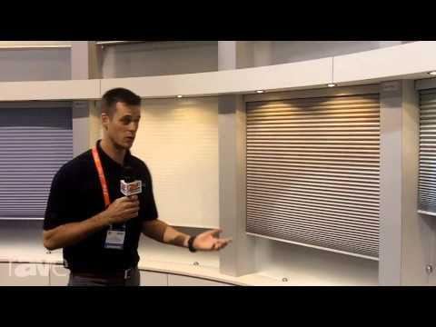 CEDIA 2013: Qmotion Presents its Honeycomb Collection