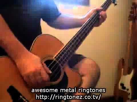 Awesome IRON MAIDEN   Only The Good Die Young   Bass Cover