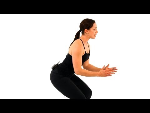 How to Do a Squat | Boot Camp Workout for Women Image 1