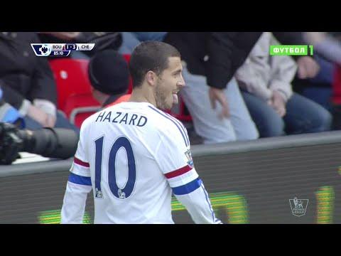 Eden Hazard vs Bournemouth (Away) 15-16 HD 720p By EdenHazard10i