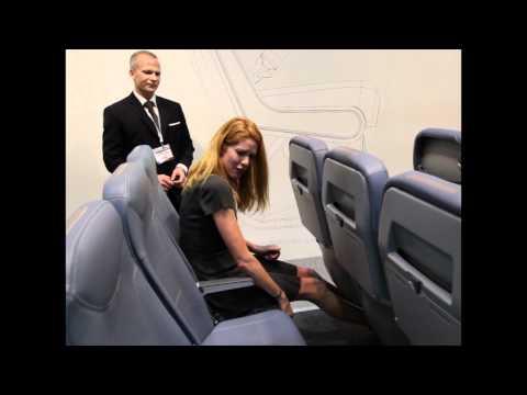 AIX 2012 - ACRO Superlight R Economy Class Seat