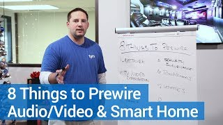 How To Wire A Smart Home - Top 8 Things for Smart Home Wiring