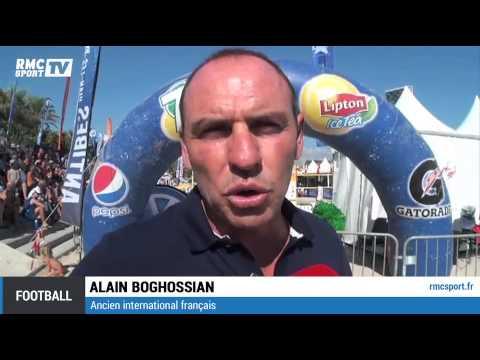 """Football / Boghossian : Zidane ? """"Faut qu'il mange son pain dur"""" 14/09"""