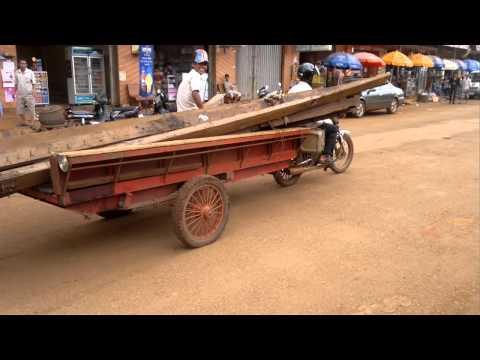 heavy haulage cambodia style