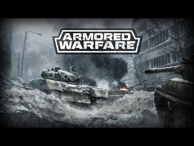 Armored Warfare: Проект Армата + Раздача платиновых наборов основателя  [Запись]