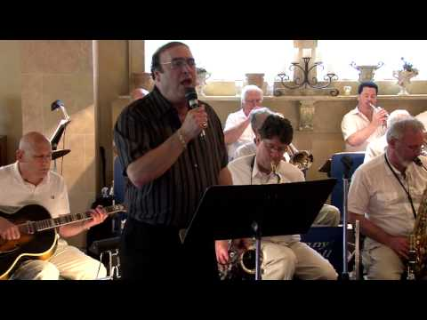 """Anthony Nazzaro """"Beyond the Sea"""" Sonny Carroll Orchestra, La Fortuna Bethel CT"""
