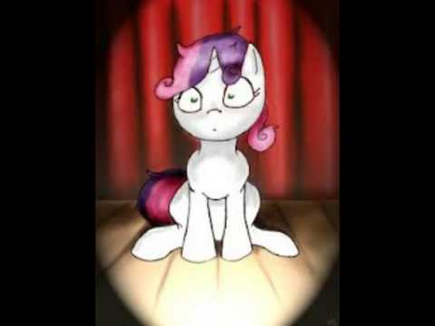Creepypasta MLP ¿A donde van los unicornios?