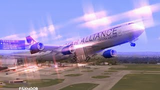 FSX HD FS Passengers X gameplay