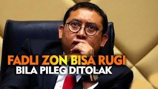 FADLI ZON RUGI ! Bila Prabowo Tolak PILEG , Gak Jadi Ke Senayan Dong !