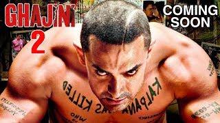 GHAJINI 2 - The Rebel Is Back | Aamir Khan | Ghajini 2 Full Movie & Ghajini 2 Trailer Coming Soon