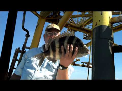 Sabine Pass Fishing with Kathleen & KRS   January 26, 2013.mp4