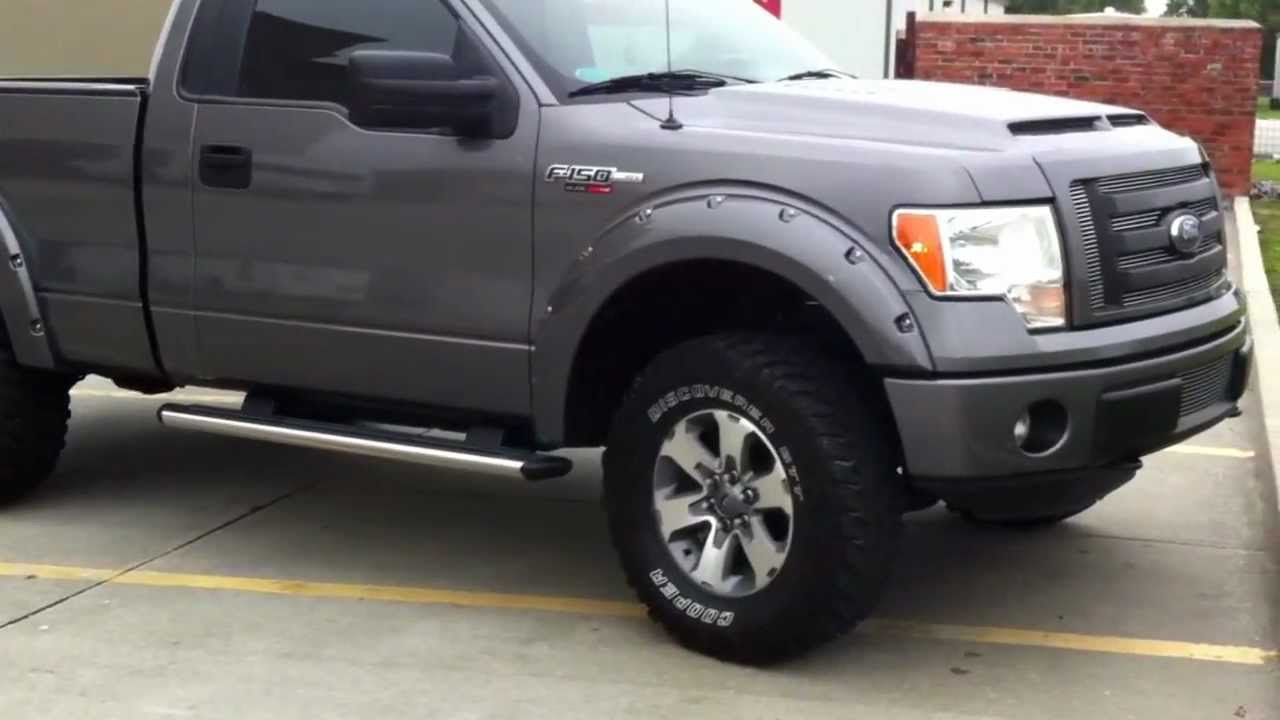 Super Snake Ford F150 Reg Cab 4x4 Wit 5 0 Walk Round