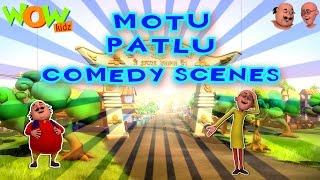 Motu Patlu Comedy Scenes - Compilation 1 - 30 Minutes of Fun! As seen on Nickelodeon