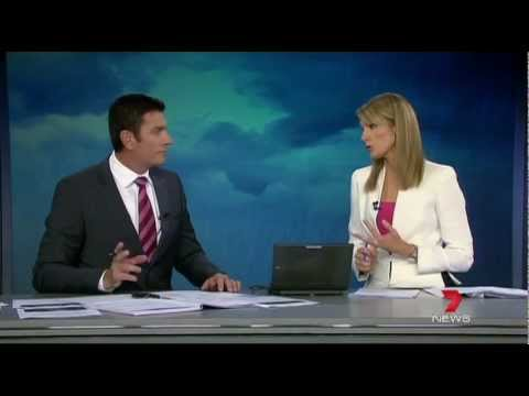 7 News QLD Extreme Weather Rolling Coverage