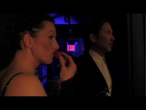 Amanda Palmer & Nervous Cabaret: Behind the Scenes at Music Hall of Williamsburg (Brooklyn, NY)