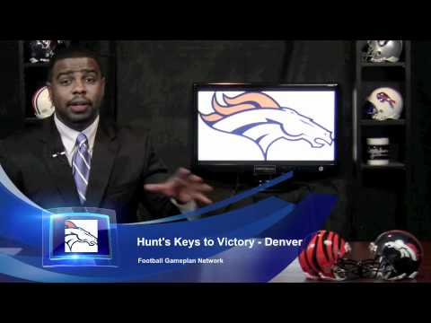 Football Gameplan's NFL Week 2 Preview (Cincinnati vs Denver)