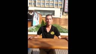 summer loung .Ice bucket challenge-Bekim hajrullah