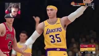 NBA 2K19 ROAD TO 99 OVERALL LEGEND GRIND!