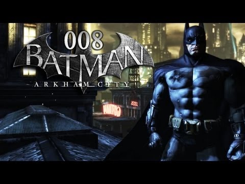BATMAN: ARKHAM CITY #008 - Das Police Department [HD+] | Let's Play Batman: Arkham City