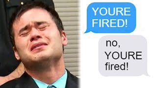 "r/Maliciouscompliance ""You're Fired!"" ""No... YOU'RE Fired!"""