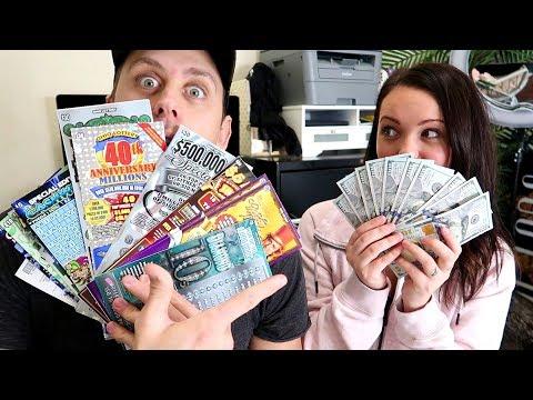 SHE TOOK THE MONEY!!