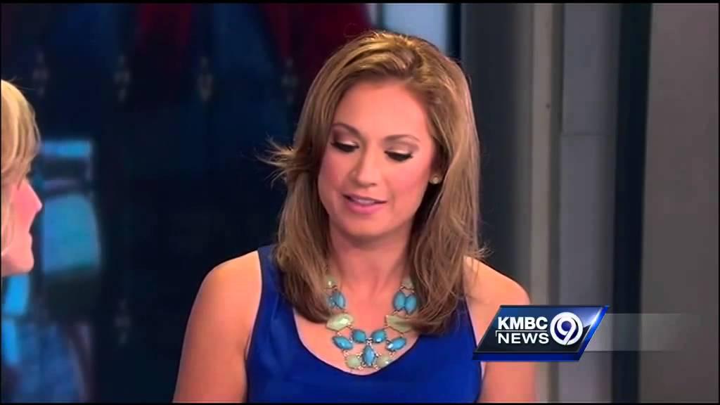 KMBC's Erin Little interviews GMA's Ginger Zee - YouTube
