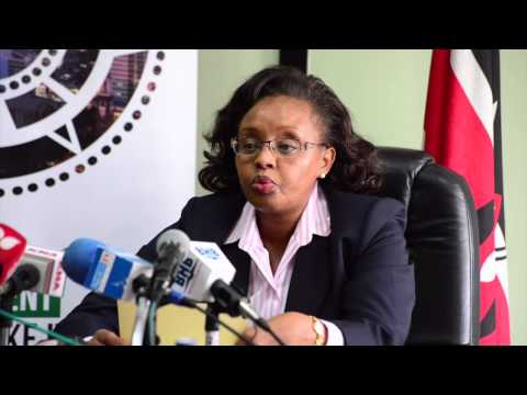 Newly appointed Kenya Investment Authority KenInvest board inagurated by CS Phyllis Kandie