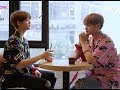 [ENG SUB] WANNA ONE GO ep 2 How did Daehwi and Jinyoung become close?