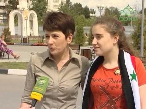 В Россию прибыли дети-сироты из Сирии