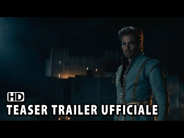 Into The Woods Teaser Trailer Ufficiale con sottotitoli in Italiano (2015) - Johhny Depp