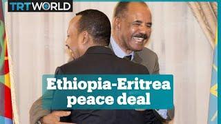Ethiopia-Eritrea peace deal