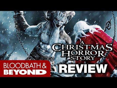A Christmas Horror Story (2015) - Horror Movie Review