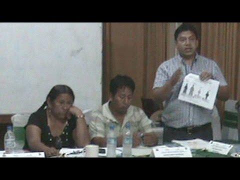 VIDEO: REUNIÓN DEL DIRECTORIO DEL FONDIOC EN QUE SE REVELARON ACTOS DE CORRUPCIÓN