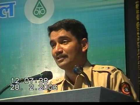 Speech By Vishwas Nangare Patil Part5(5).mpg video