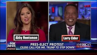 Hollywood Hissy Fit Over Trump Inauguration - Larry Elder